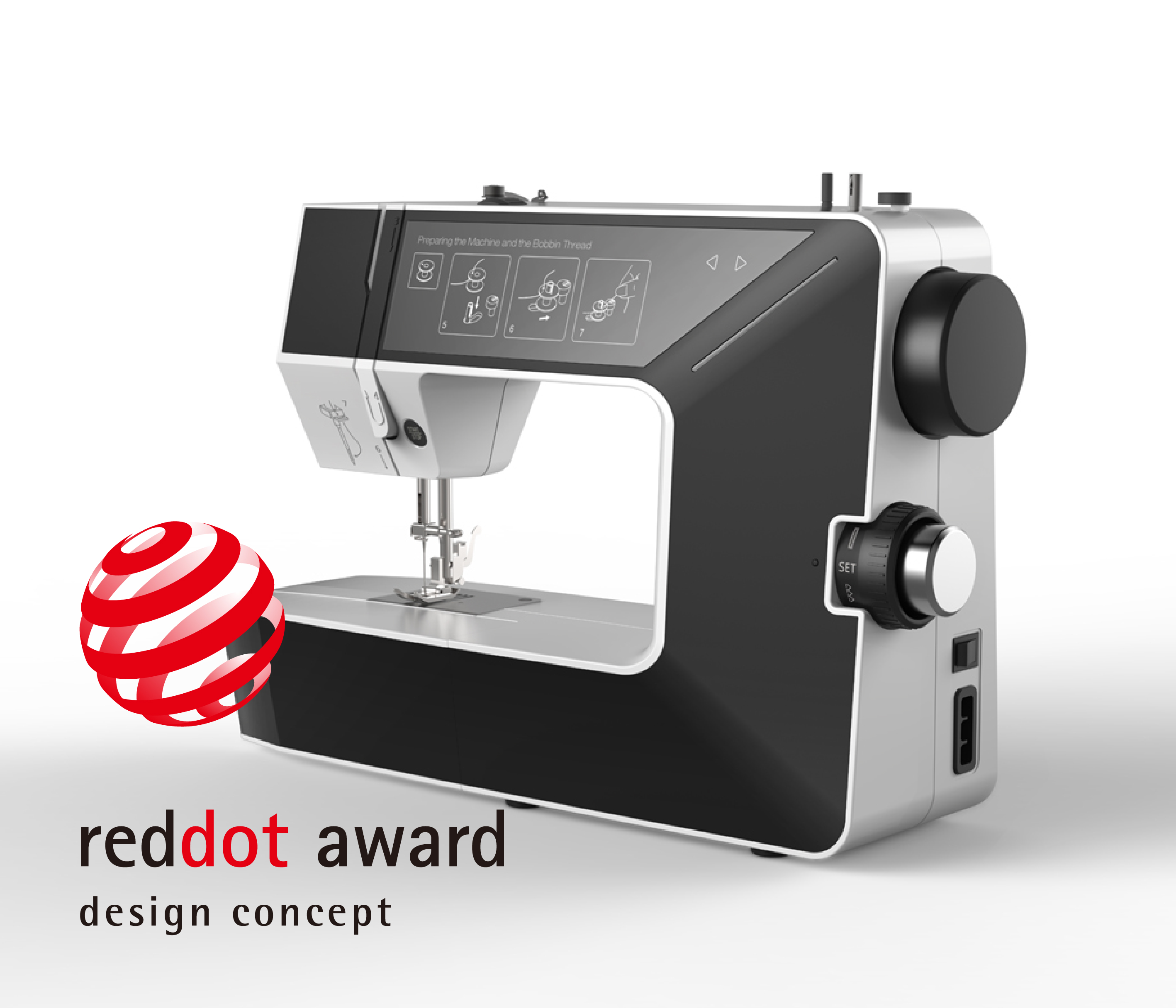 Red Dot Award Design Concept Zeng Hsing Industrial Co Ltd