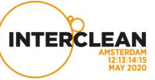 Interclean amsterdam logo
